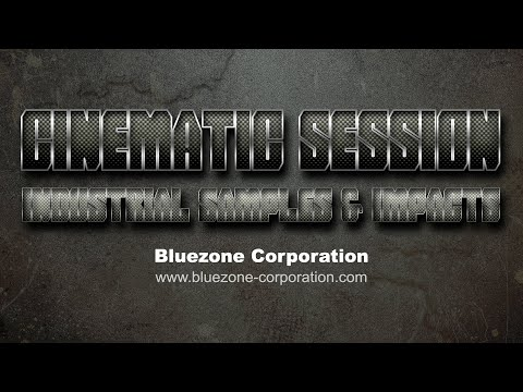 Industrial Samples & Impacts, Boom Sound Effects, Metallic Sounds For Trailers, Film And More video
