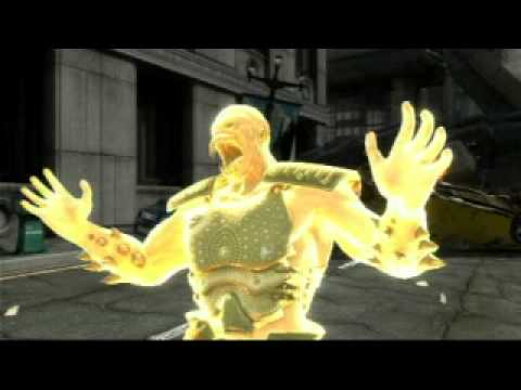 Mortal Kombat VS DC Universe: Baraka's Fatality #1 Video