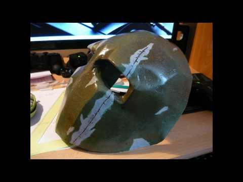 Как сделать маску из папье-маше крепче - Mi-k.ru