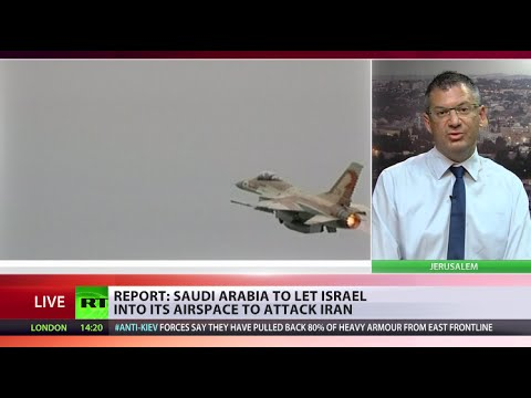 Reports Saudi Arabia to allow Israel use its airspace for Iran strike