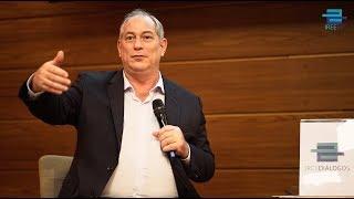 IREE Diálogos com Ciro Gomes