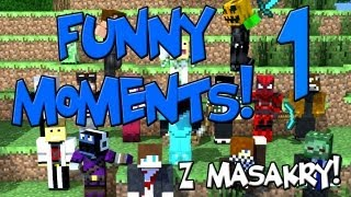 Funny Moments - Kwadratowa Masakra #1
