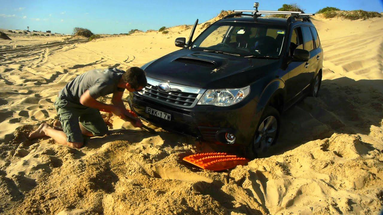Subaru Forester Off Road >> Off-road Subaru Forester 4wding Stockton Beach - Subaru ...