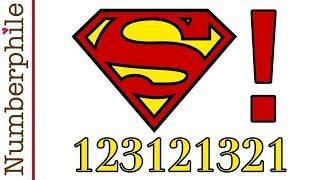 Superpermutations - Numberphile