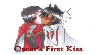 [RWBY Comic Dub] Oscar's First Kiss