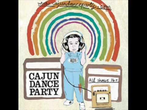 Cajun dance party /the race 7+cds