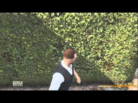 「GTA5」でリアル鬼ごっこ「BONCREWS」 リアルアンパンマン 動画