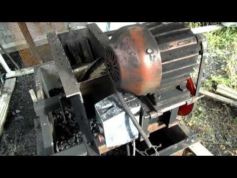 Дробилки угля своими руками