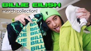 Billie Eilish MERCH Collection 2019!