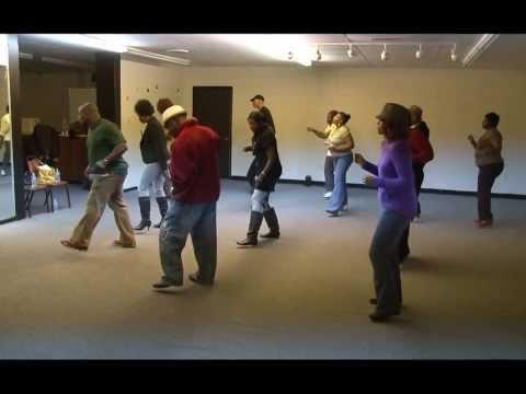 Soul Glide  Line Dance By T K Soul video