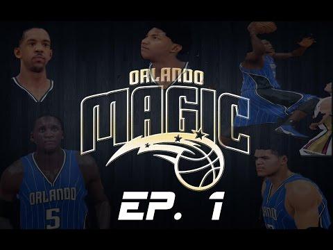 NBA 2K15 Orlando Magic My GM