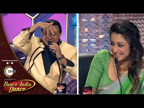 Dance India Dance Season 4  February 16 2014 - Funny Moments