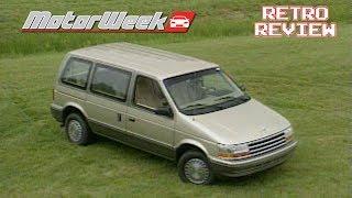1991 Chrysler Mini Vans | Retro Review