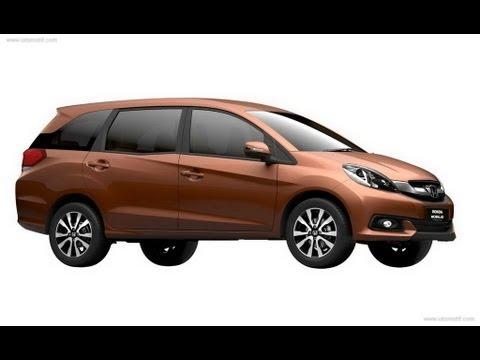 HONDA Mobilio Harga dan Spesifikasi Terbaru 2013
