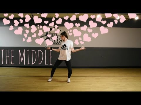The Middle - Zedd   Choreography by Rumer Noel   Carolyn's Dance Channel