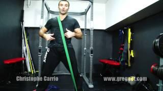 Améliorer force et explosivité avec les élastiques | Greggot
