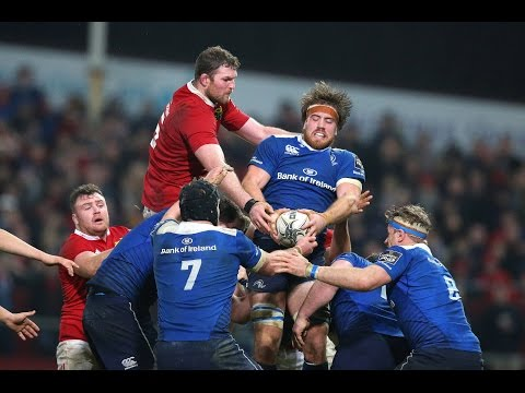 Munster v Leinster  Highlights – GUINNESS PRO12 2015/16