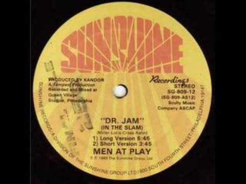 Men At Play - Dr Jam (in The Slam) video