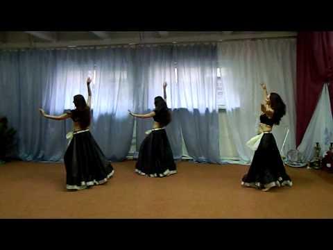 Цыганский танец (тренировка)