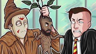 Gmod Sandbox Fun - The Man-Drake! (Garry's Mod Funny Moments)