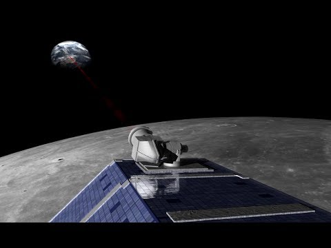 NASA | LLCD: Proving Laser Communication Possible