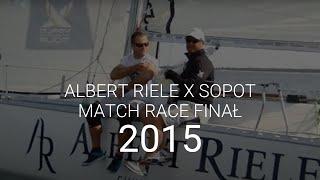 Apart.TV - Albert Riele na Sopot Match Race 2015 - dzień 4 - finał