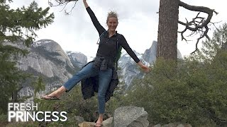 Hiking Yosemite National Park in FLIP FLOPS!!  |  Fresh P