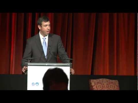 Patrick Madden: 2012 Global Leadership Dinner