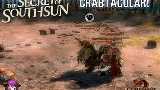 Secret of Southsun – Crabtacular!