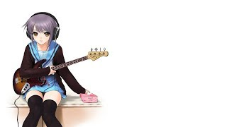 Music For Anime #3 - Minimalist Electric Guitar - Slow - [HD]