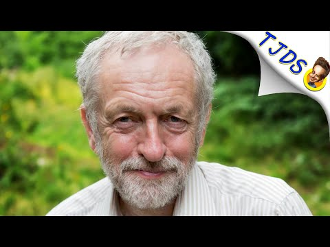 The Bernie Sanders Of Britain-Jeremy Corbyn-Being Stabbed In Back By NeoLiberals