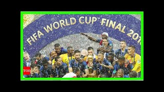 President Kovind, PM Modi congratulate France on World Cup win | k production channel