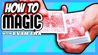Ambitious Card Trick REVEALED!!