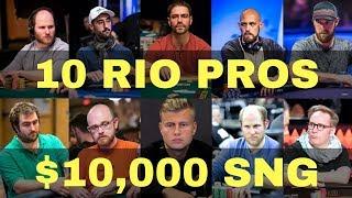 10-Way Elite Pro $10k SNG