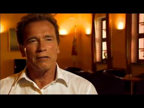 Arnold Schwarzenegger's Amazing Motivational Story