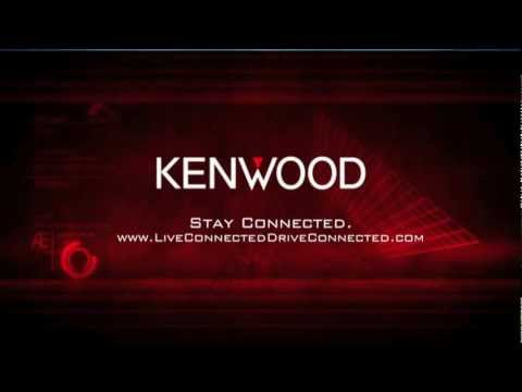 2013 Kenwood Bluetooth CD Receivers - Auto BT Pairing for iPhone