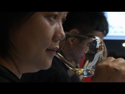French winemakers target Chinese middle-class