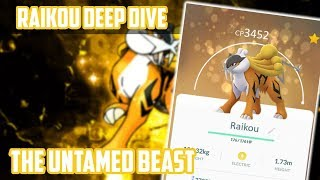 Raikou Deep Dive (How Good Is It In Pokemon Go?)