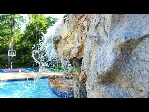 Backyard Water Features Trailer
