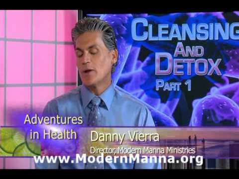 Detoxing and Cleansing Your Body Part 1 of 14