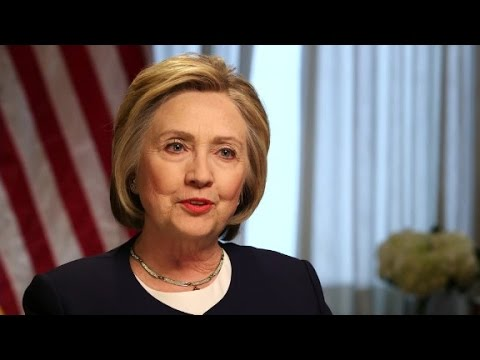 Hillary Clinton on Trump's attacks: 'I could re...