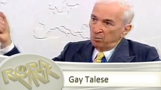 Gay Talese - 20/07/2009