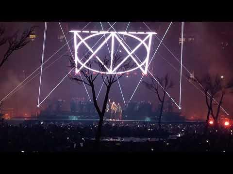 Justin Timberlake - Man Of The Woods Tour Opening Filthy + Midnight Summer Jam 4K (Toronto 2018)