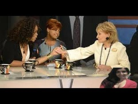 barbara walters retiring on the view : Oprah Winfrey & Hillary Clinton Pay Tribute  Review