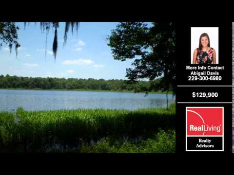 Land For Sale Lake Park GA $129900 Lake Park GA Abigail Davis