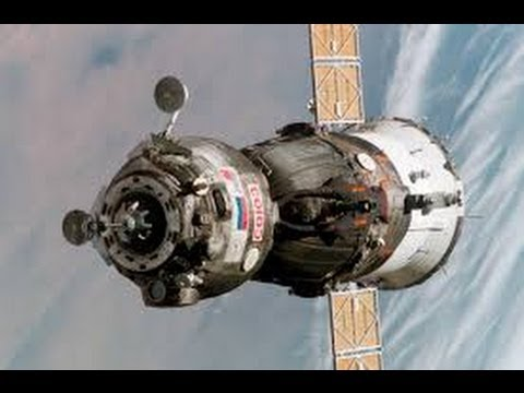 Soyuz 37 Arrives at International Space Station. NASA Expedition [IGEO TV]