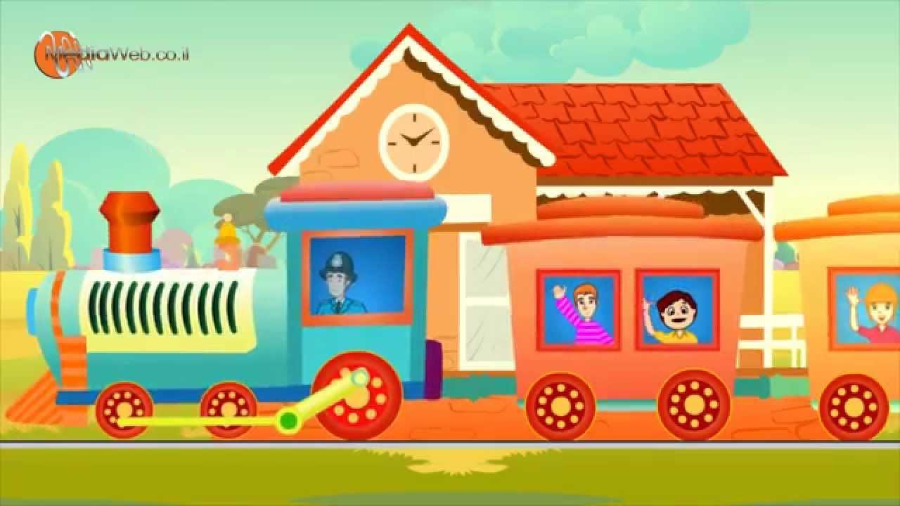 смотреть мультик про поезд: