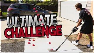 THE ULTIMATE HOCKEY CHALLENGE