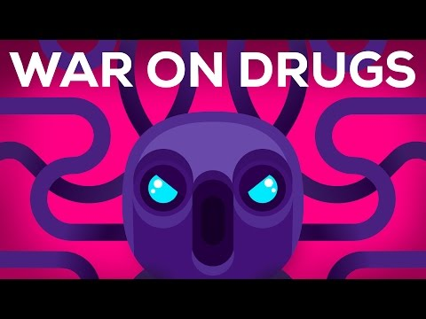Why The War on Drugs Is a Huge Failure by In a Nutshell