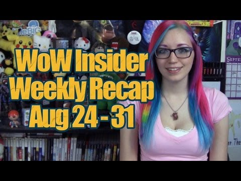 Blizzcon 2013!!! (WoW Insider Weekly Recap Aug 24)